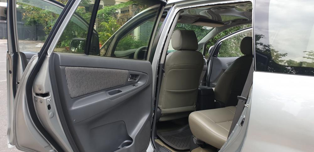 Xe Cũ Toyota Innova E 2.0 MT 2013