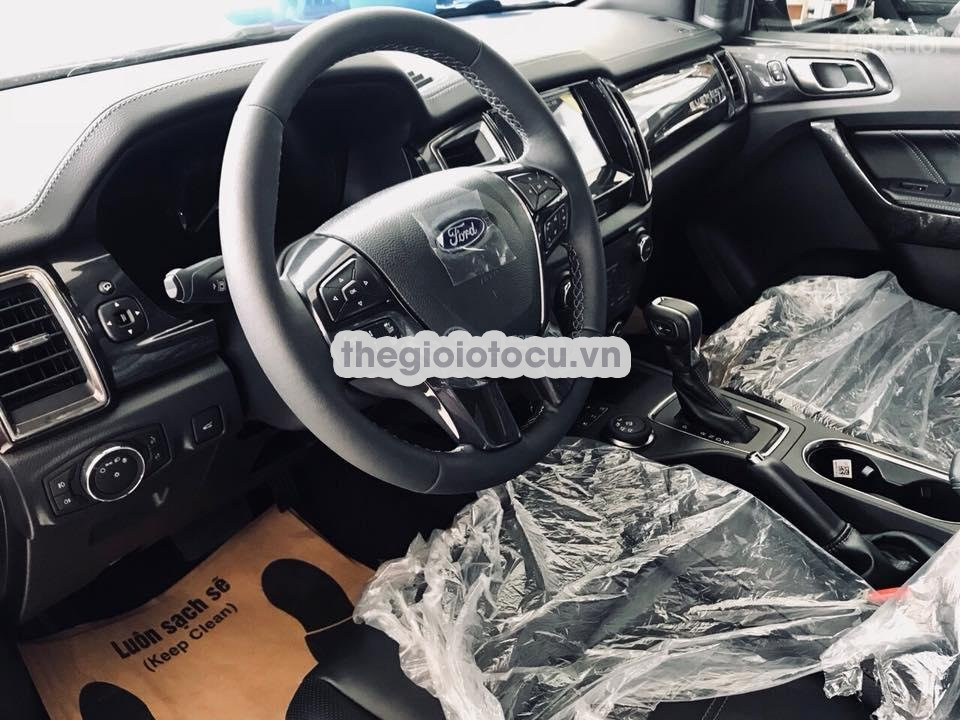 Ford Everest 2020MT