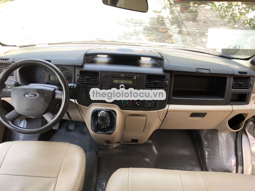 Ford Transit 2014MT