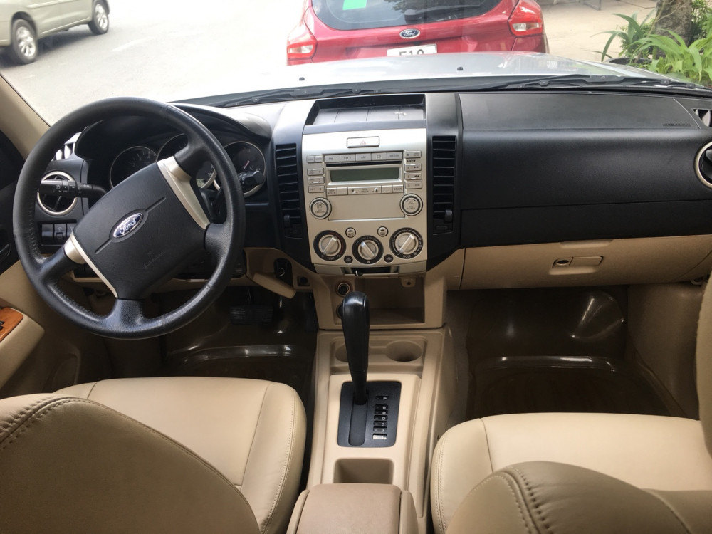 Xe Cũ Ford Everest Limited 2011