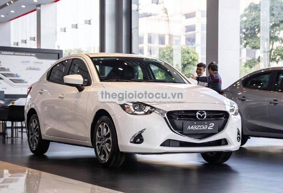 Mazda 2 2020AT
