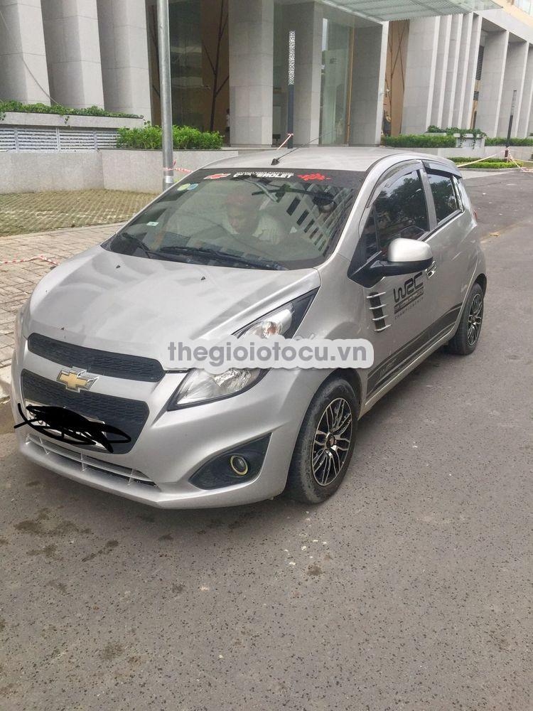Chevrolet Spark 2017MT