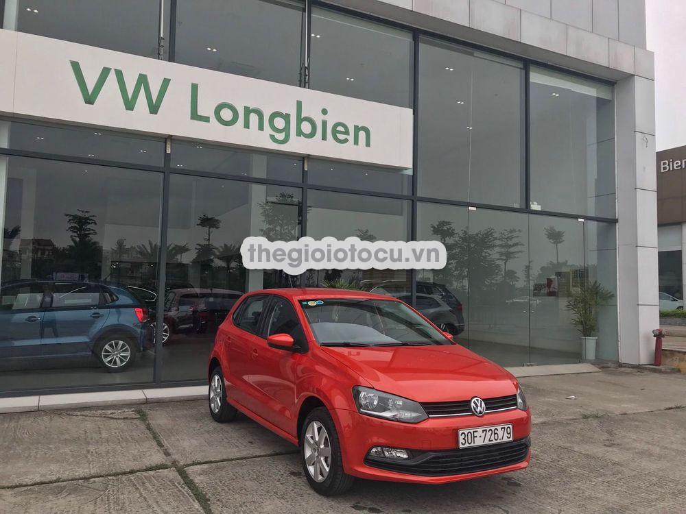 Volkswagen Polo 2016AT