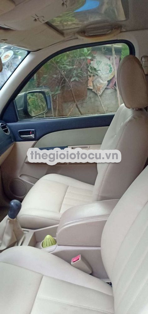 Ford Everest 2008MT