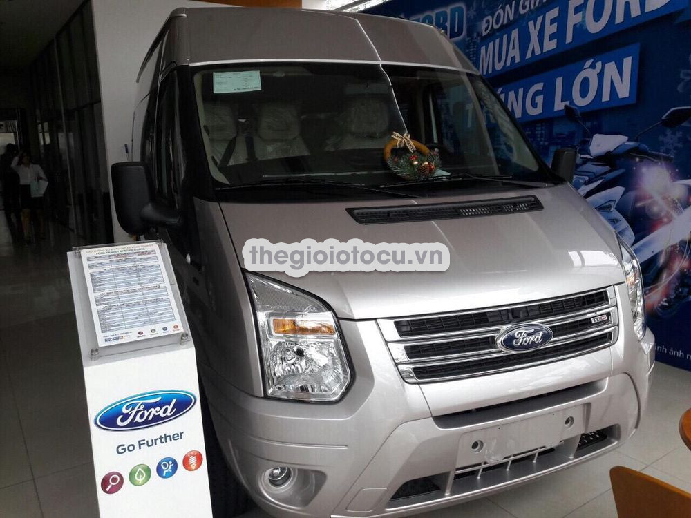 Ford Transit 2019MT