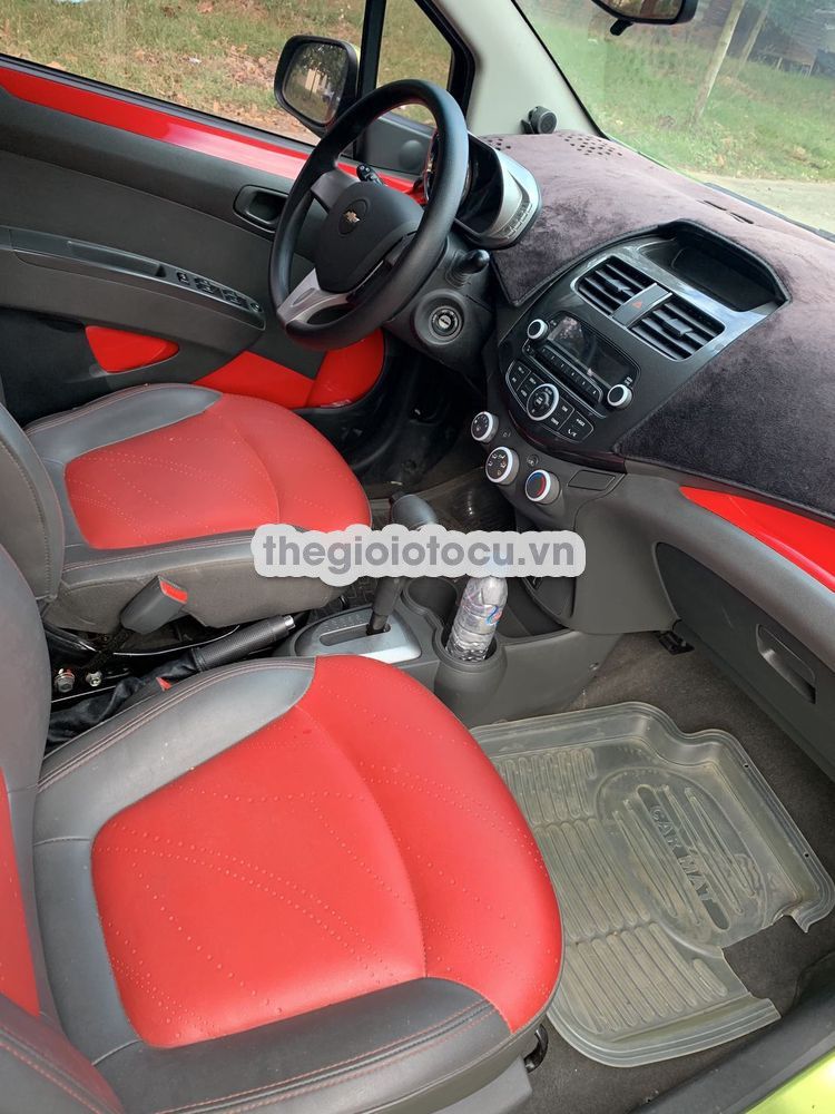 Chevrolet Spark 2014AT