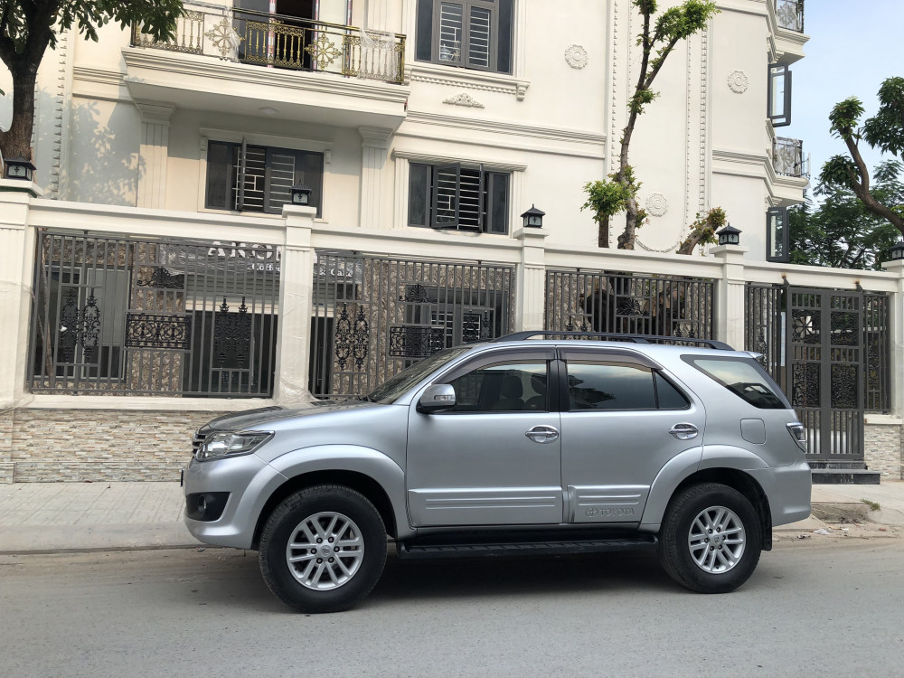 Xe Cũ Toyota Fortuner 2.5G 2013