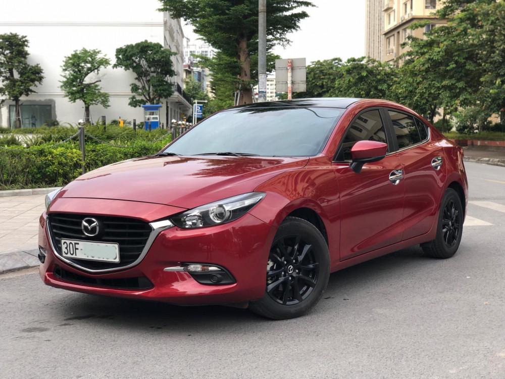 Xe Cũ Mazda 3 1.5AT 2018