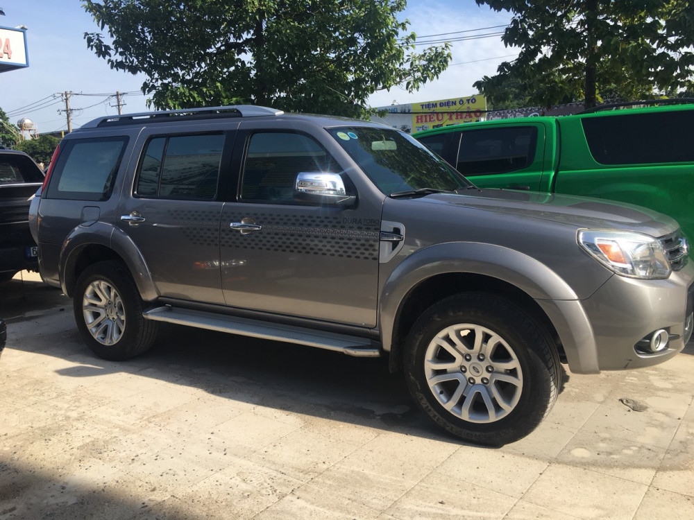 Xe Cũ Ford Everest 2.5L 2013