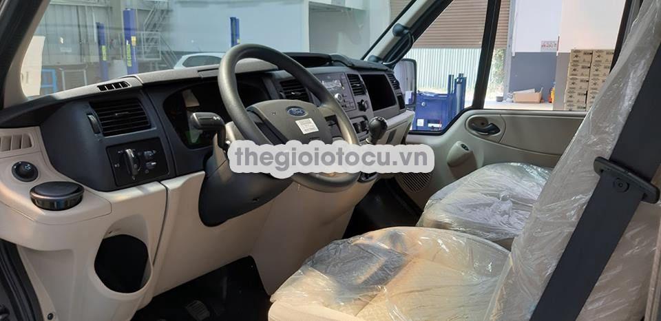 Ford Transit 2019MT
