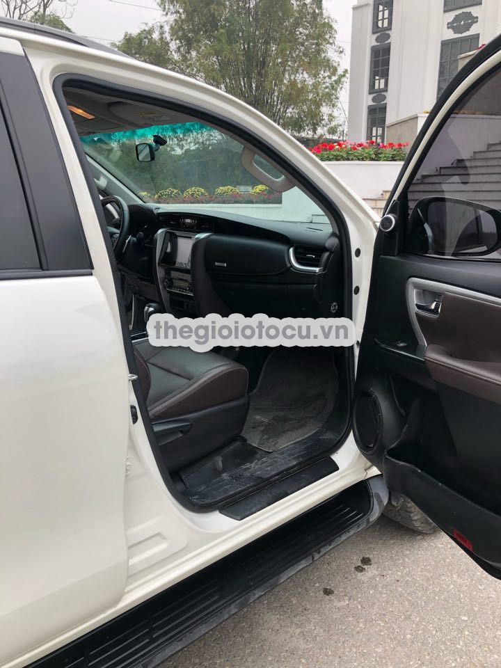 Toyota Fortuner 2019AT