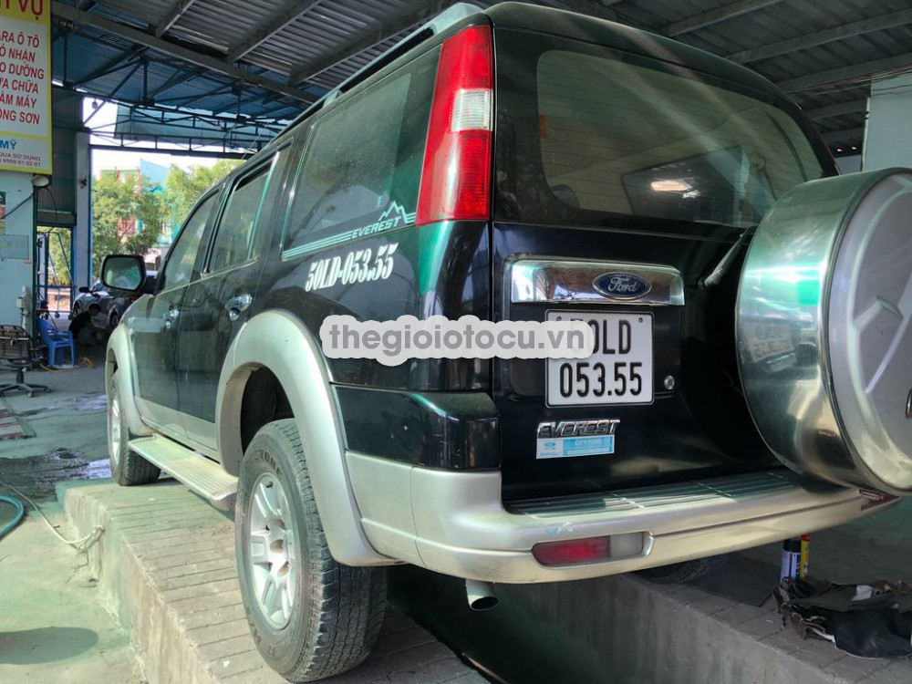 Ford Everest 2009MT
