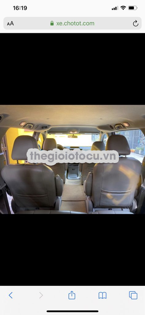 Toyota Sienna 2010AT