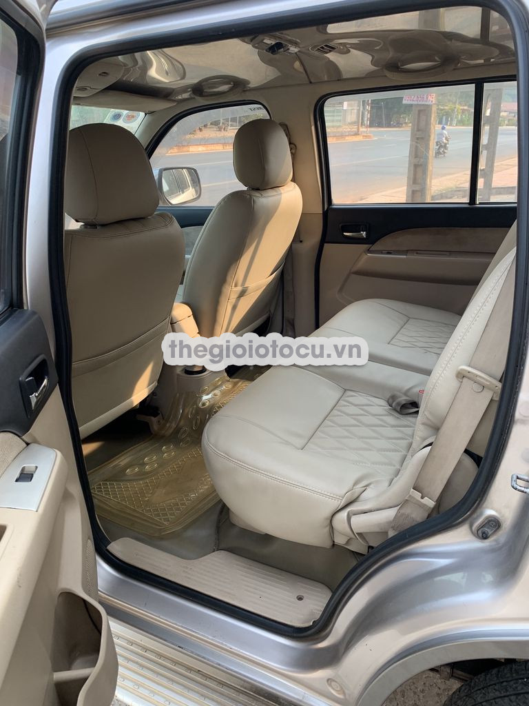 Ford Everest 2007MT