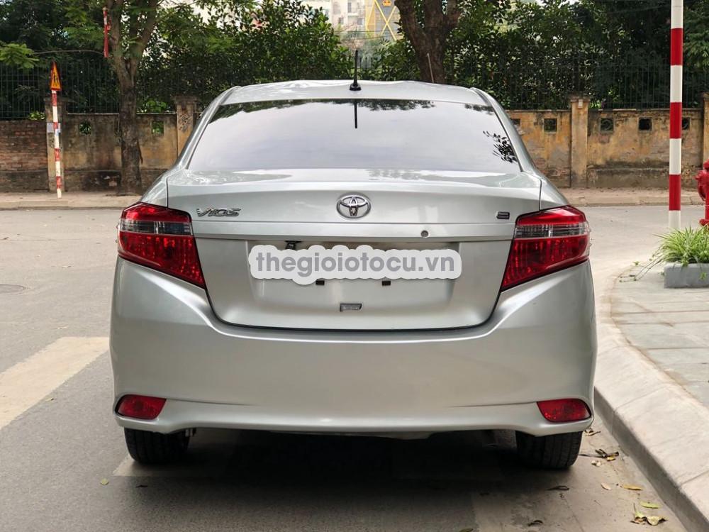 Toyota Vios 2017MT