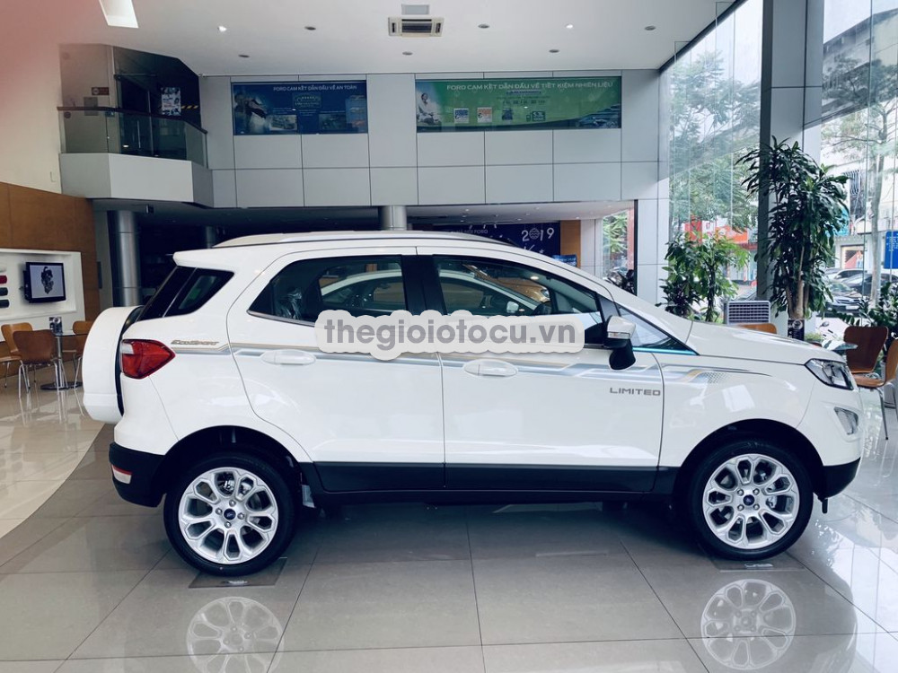 Ford EcoSport 2020AT