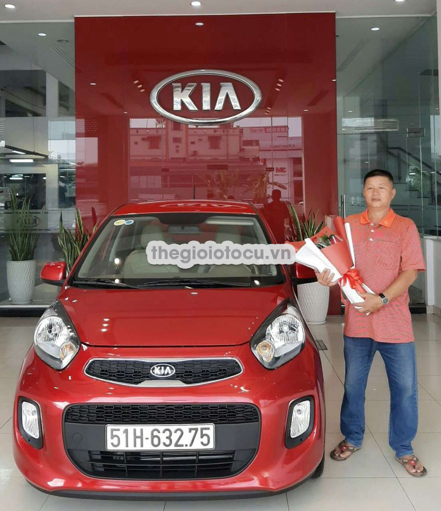 Kia Morning 2020AT