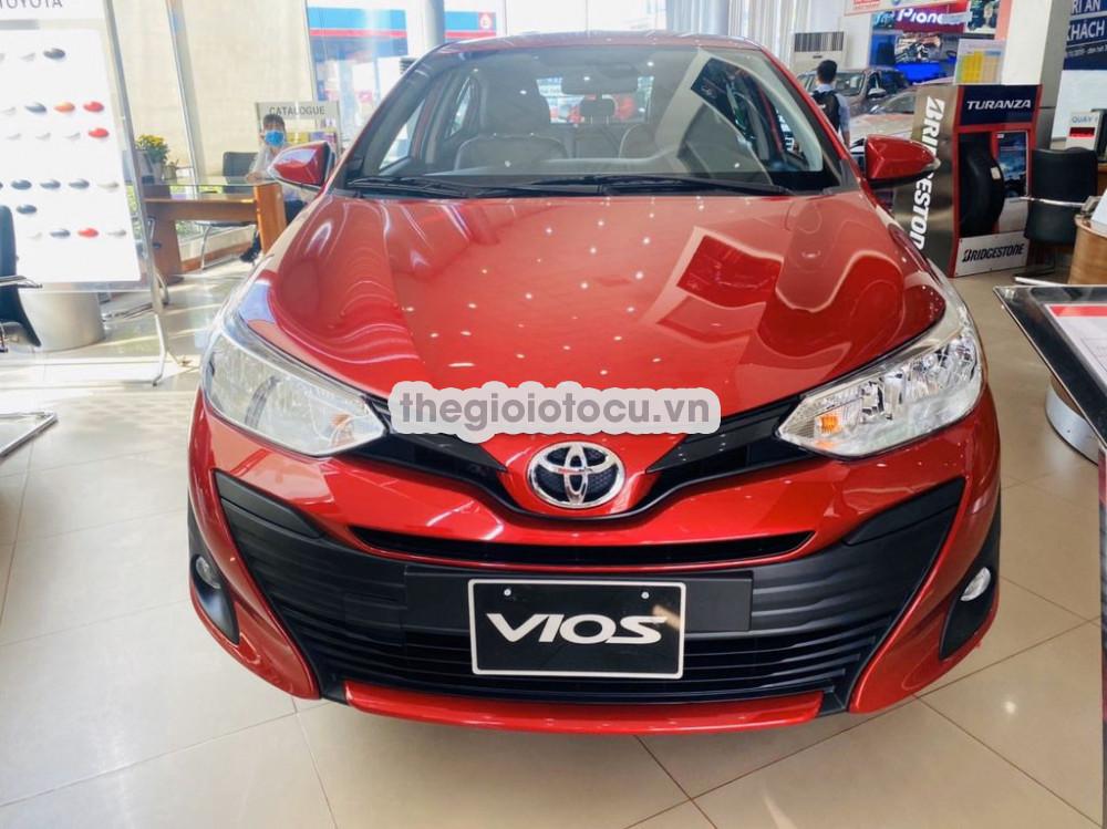 Toyota Vios 2020MT