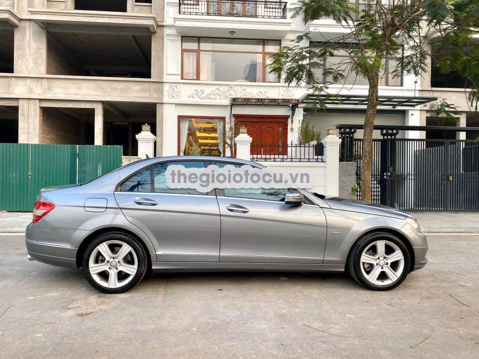 Mercedes C Class 2010AT