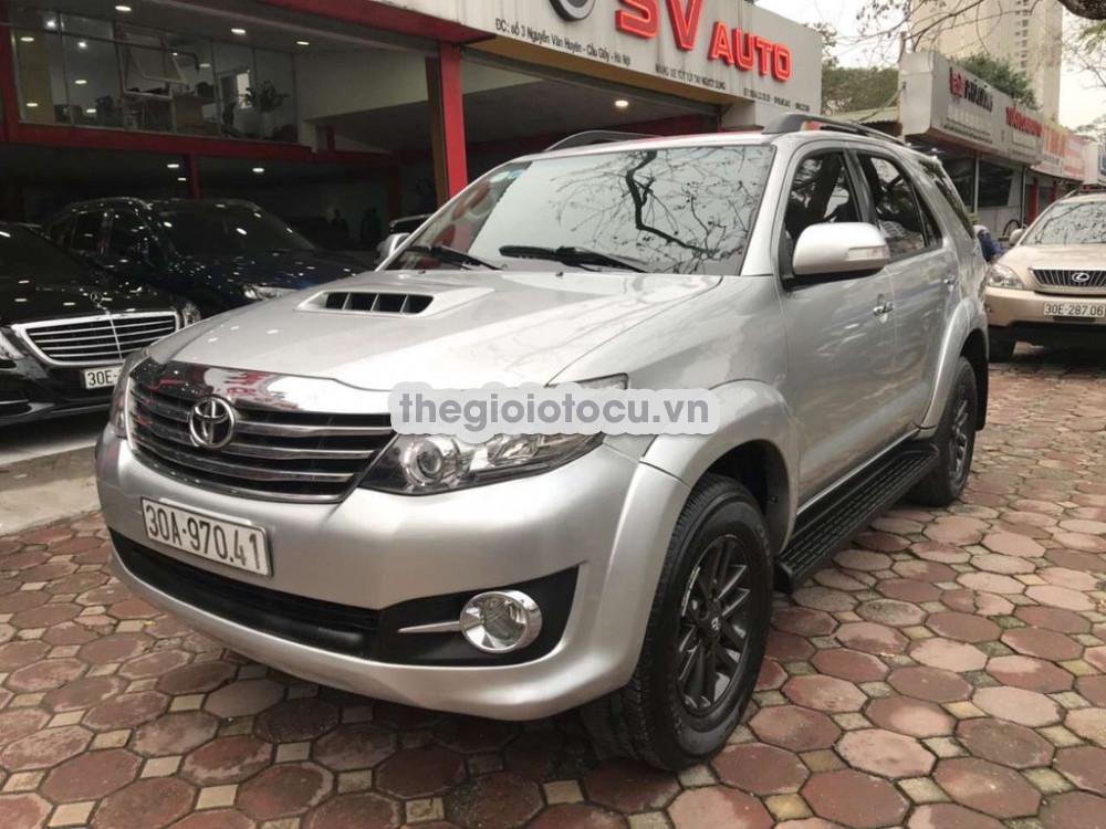Toyota Fortuner 2016MT