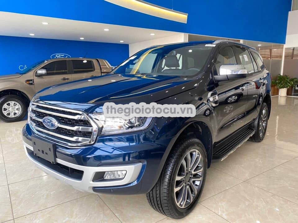 Ford Everest 2020AT
