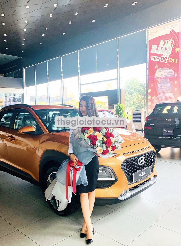 Hyundai Kona 2019AT