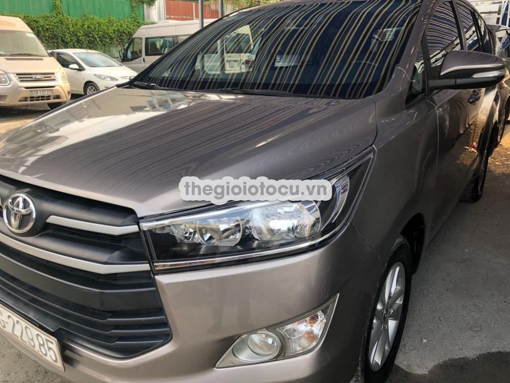 Toyota Innova 2016MT
