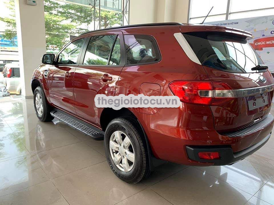 Ford Everest 2018AT