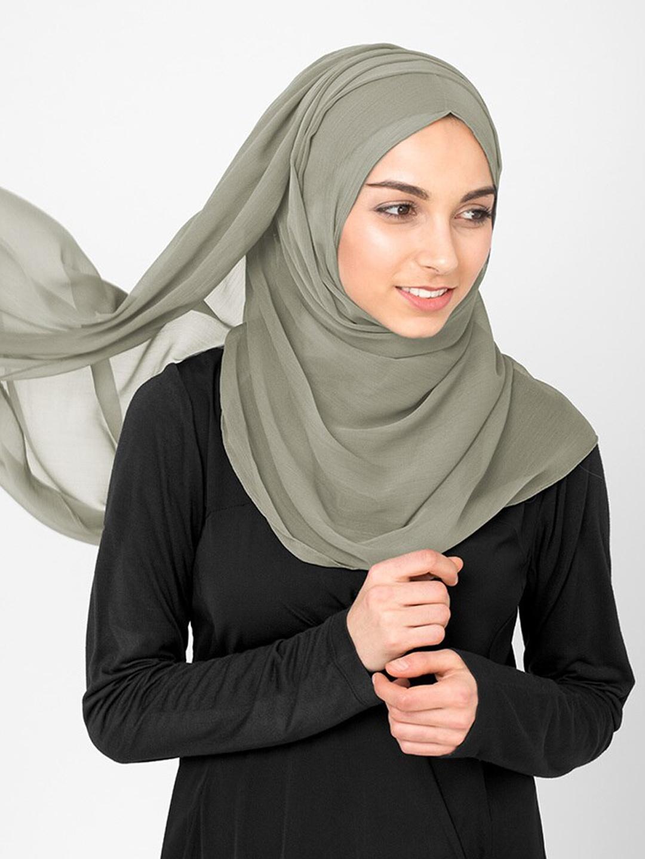 grey printed cut & sew sweatshirt - 17439877 - Standard Image - 1