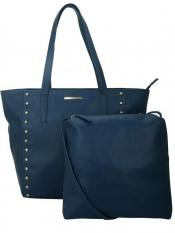 Lapis O Lupo Synthetic Cesious Women Tote  Image