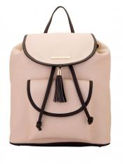 Lapis O Lupo Synthetic Terra Cotta Women Backpack Image