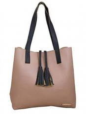 Lapis O Lupo Synthetic Women Tote Bag  Image