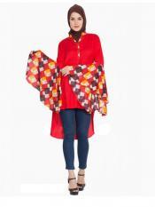 Women's Designer Red Kurti