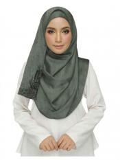 Stole for Women Most Sold Designer Diamond Studed Stole Grey