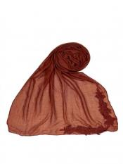 Stole for Women Most Sold Designer Diamond Studed Stole Maroon