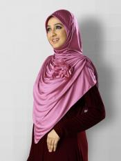 Anarkali Xtra Soft Knitted Icra Instant Hijab in Lavender