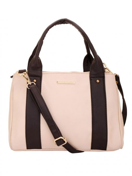 Diventare Bianco Women Synthetic Handbag - Off White