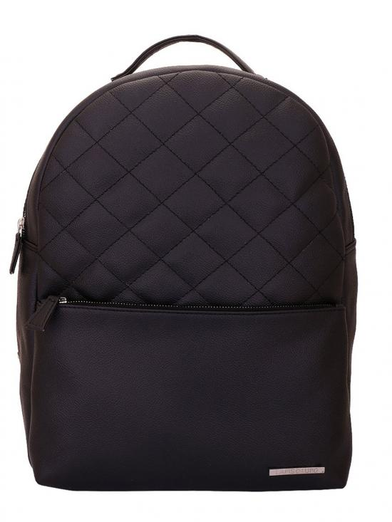 Synthetic Blake Women Back Pack - Black