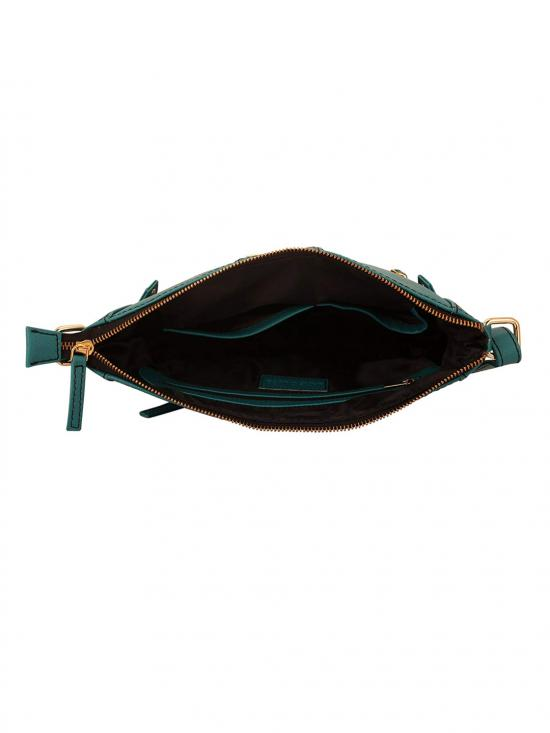 Lapis O Lupo Pearl Mystic Women Synthetic Sling Bag - Turquoise