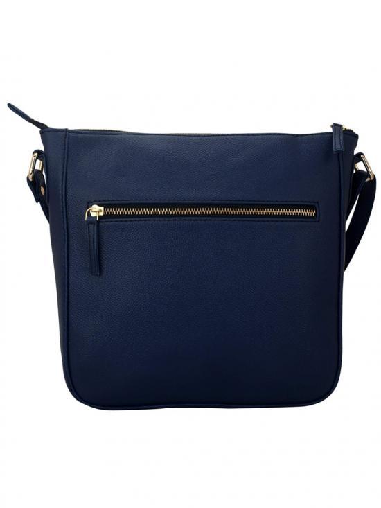 Alpine Women Synthetic Sling Bag - Blue