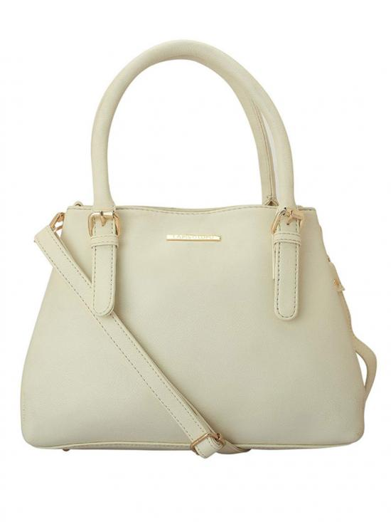 Lapis O Lupo Navajo White Women Synthetic Handbag Image