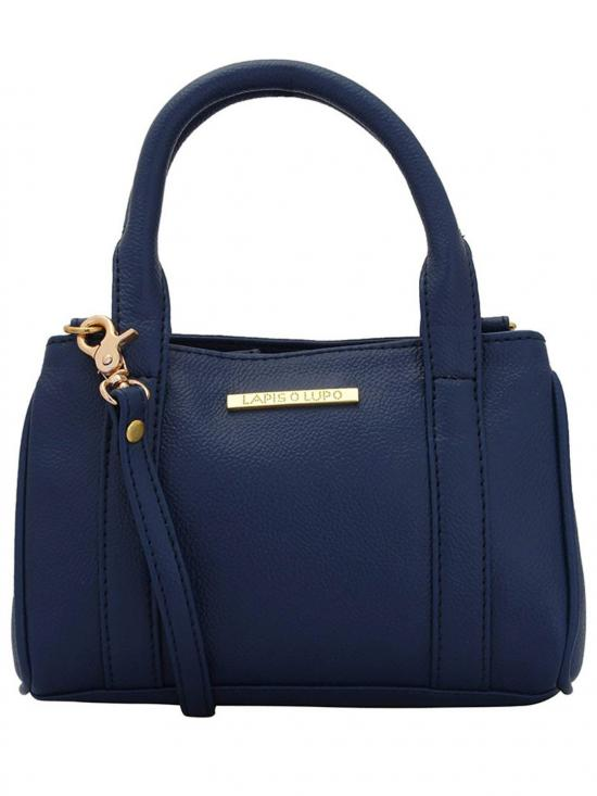 Byzantine Women Neno Synthetic Handbag - Blue