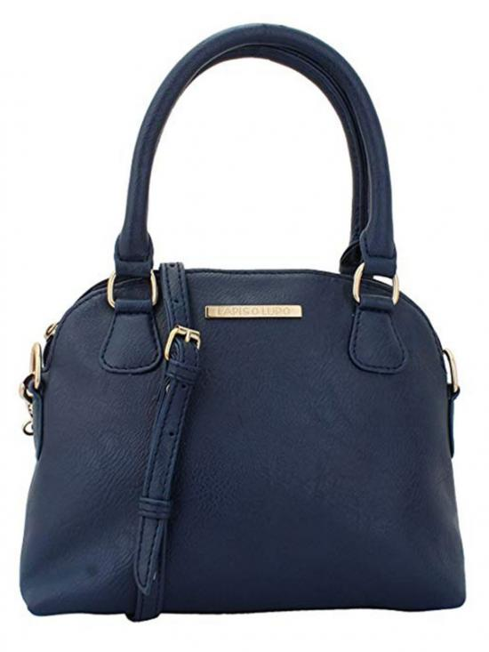 Austere Women Neno Synthetic Handbag - Blue