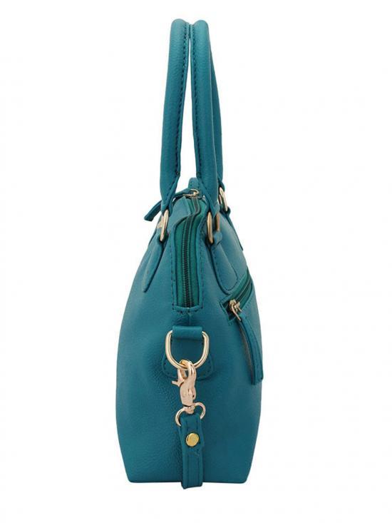 Lapis O Lupo Pale Hued Women Neno Synthetic Handbag - Turquoise