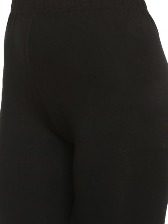 De Moza Churidar Leggings Black