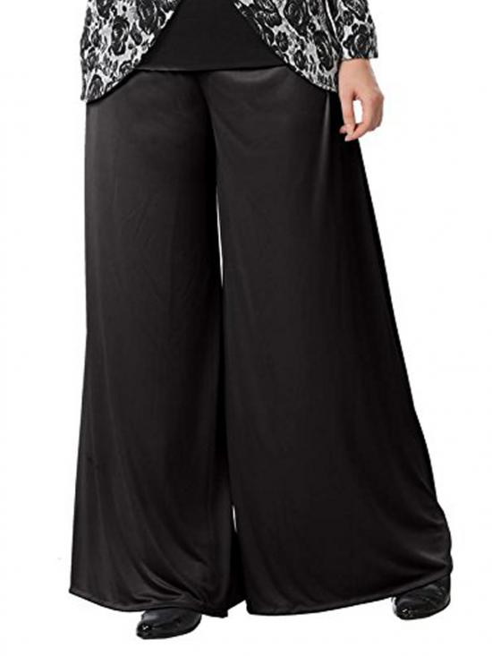 Palazo Pant In Black
