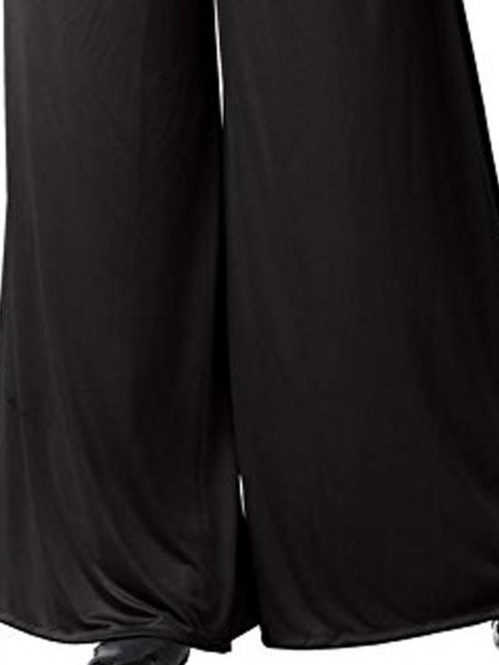 Palazo Pant In Black