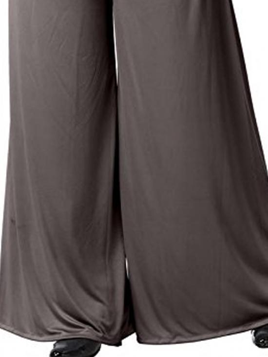 Palazo Pant In Grey