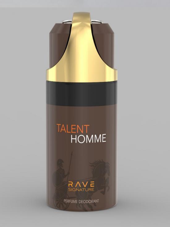 Talent Homme 250 Ml Deodorant Spray For Men