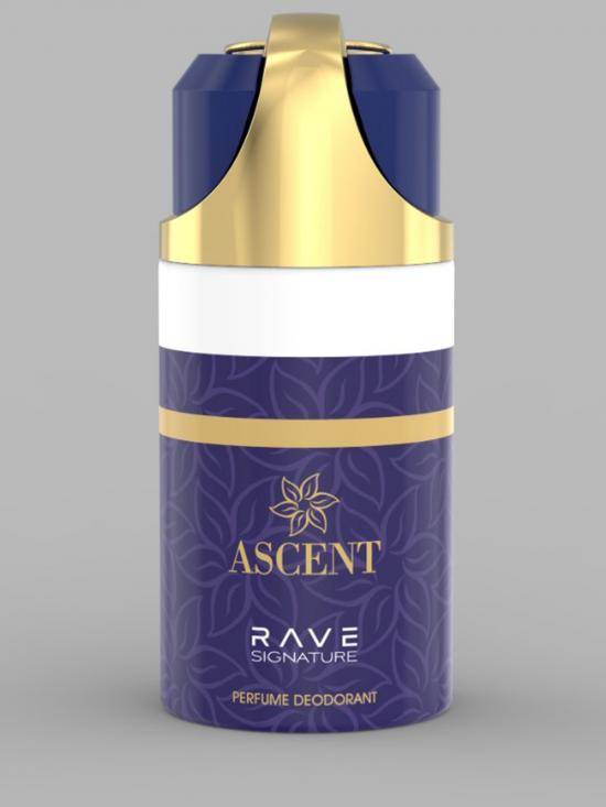 Ascent 250 Ml Deodorant Spray For Men And Women